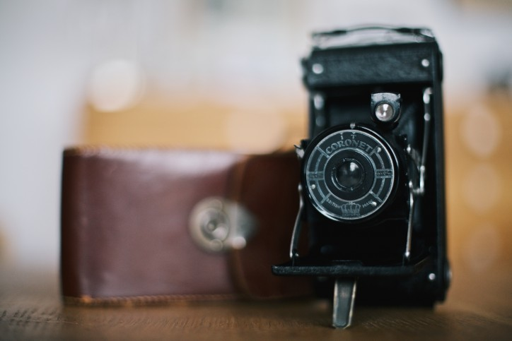 Coronet Folding Camera