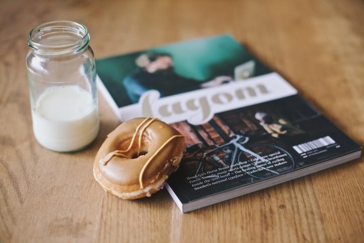 Lagom, Milk + Krispy Kreme